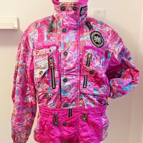 292283db Asics Jackets & Coats | Austria 90s Ski Team Jacket | Poshmark